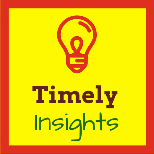 Timely Insights – Insights on different facets of Life